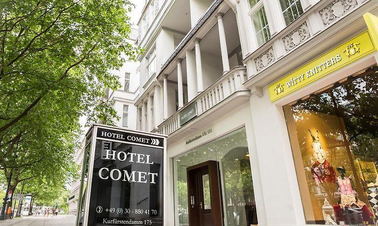 Hotel Comet Am Kurfurstendamm Berlin